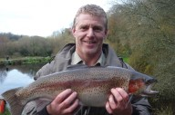 Rob Moule from Yelverton 9lbs – 8oz Minkie